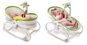 tiny love 3 in 1 rocker napper for baby in india