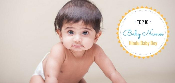 top 10 indian baby boys names