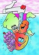wash veges