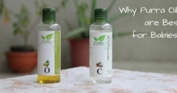 why purra oils are best for babies