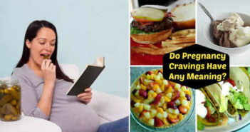 pregnancy cravings meaning